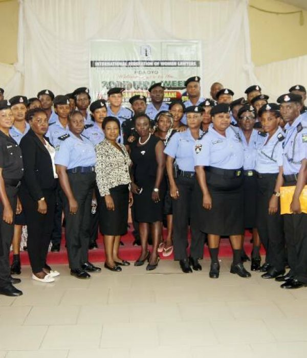 FIDA Oyo Law Week2