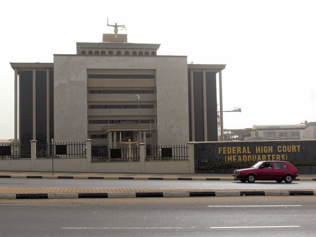 Federal-High-Court-Headquaters