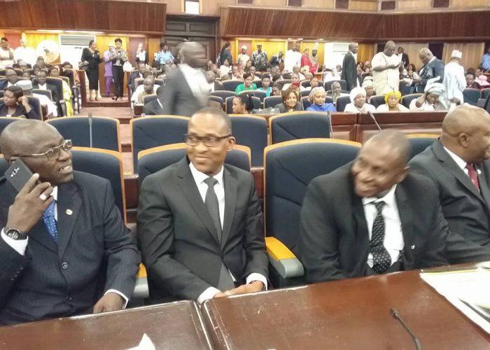 New Judges