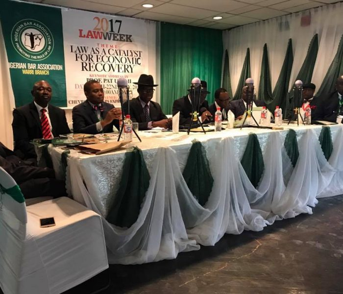 Warri Law Week