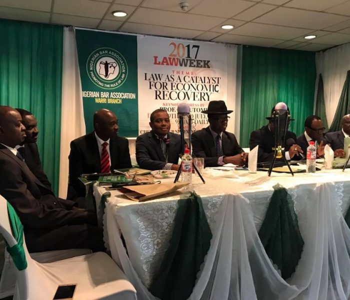 Warri Law Week1