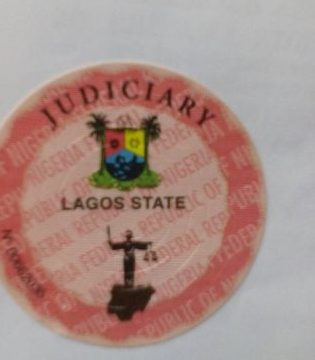 Lawyer sues Lagos Judiciary Over Introduction, Sale of Seal in Lagos Courts