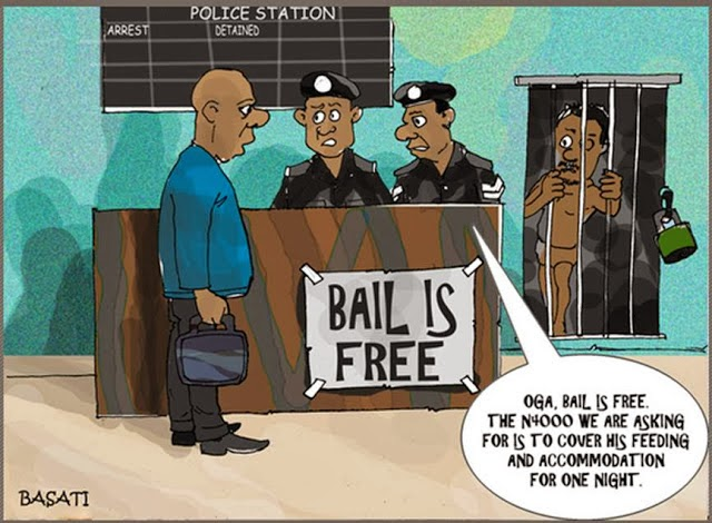 Bail-is-Free