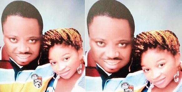 Olaoluwa-wife-Maureen