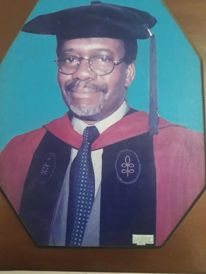 Tit Bits from Prof Akin Oyebode: One Akin Oyebode, One Court Appearance