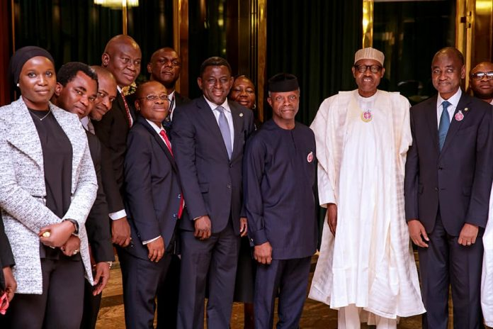 Buhari Receives NBA Delegation, Warn against Collapse of Public Confidence in Judiciary