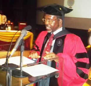 Tit Bits From Prof. Akin Oyebode: As Optimistic as a Professor Practicing His Vocation