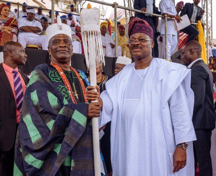 [BREAKING] Court Nullifies Installation of 21 Kings by Gov Ajimobi