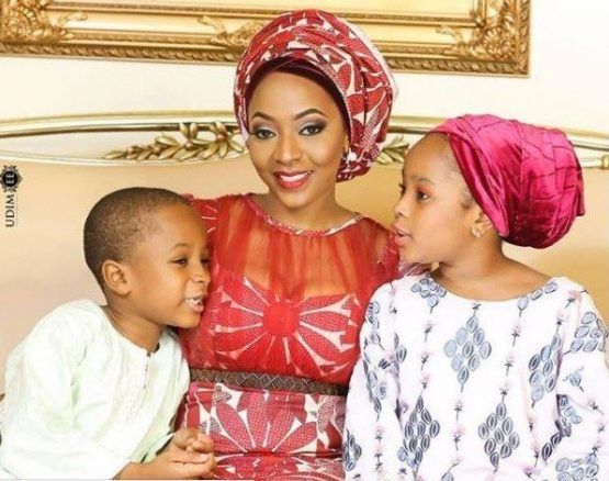 Atiku's Son Aminu Loses Custody of His Children