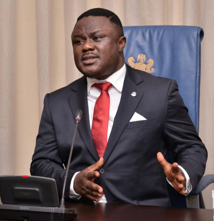 Cross River Governor Ayade Signs Anti-Kidnapping Bill into Law