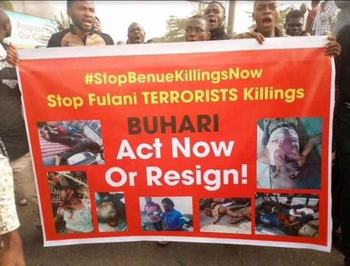 Afam Osigwe, Ernest Ojukwu condemns Benue Killings, Femi Falana threatens to Sue FG