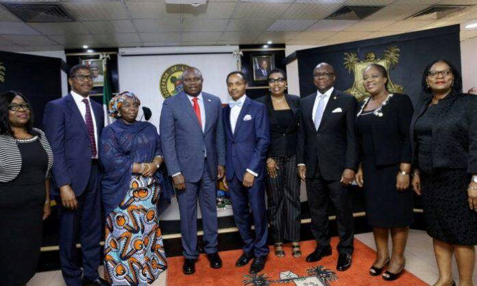 Ambode Inaugurates Governing Council of the Citizens Mediation Centre