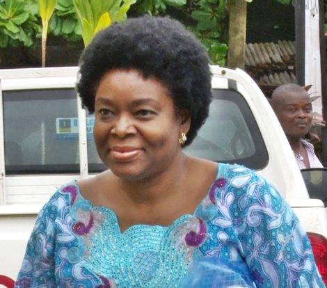 BREAKING: EFCC Re-arraigns Former FCT Minister, Jumoke Akinjide