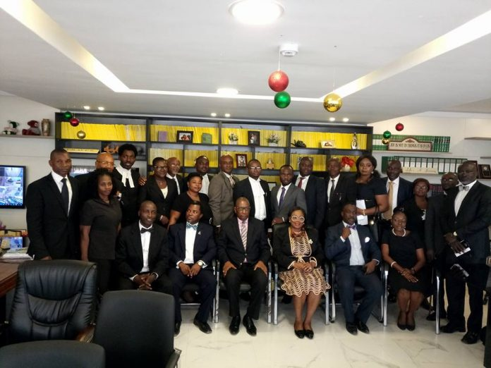 Registrars to Acknowledge Receipt of Court Processes in Lagos High Courts - Chief Judge