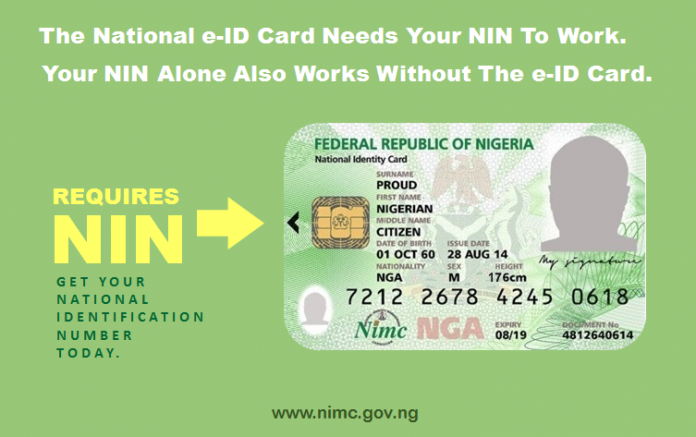 Mandatory Use of National Identification Number for Lawyers in Filing Court Processes