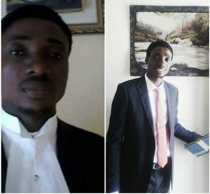 Abuja Based Lawyer Thomas Eriofoloh Esq Dies at 42
